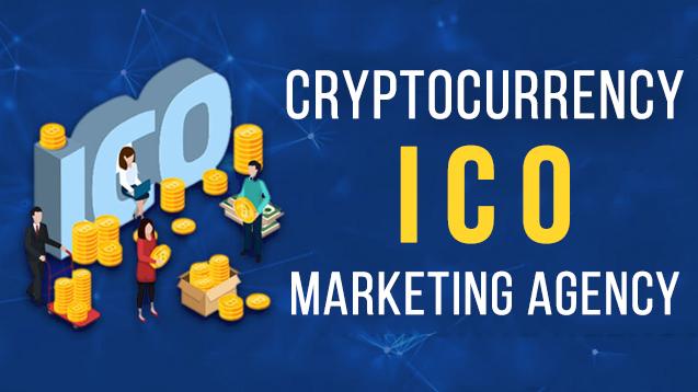 Cryptocurrency ICO Maketing Company