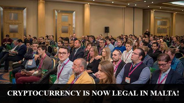 cryptocurrency development malta