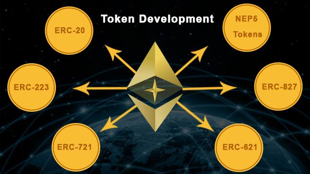 token development services