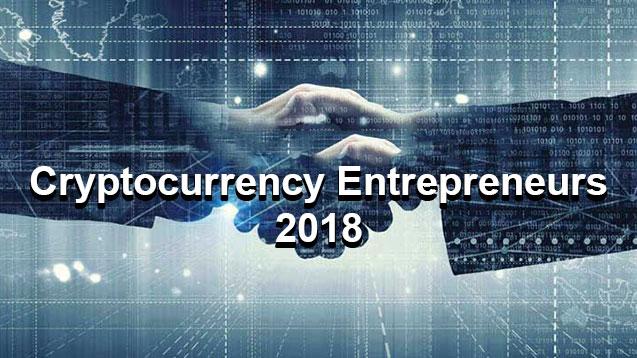 Cryptocurrency-Entrepreneurs-2018