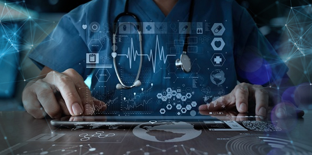 Blockchain development for healthcare
