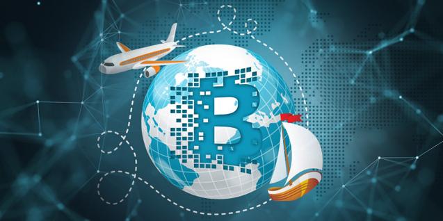 blockchain development for travel industry