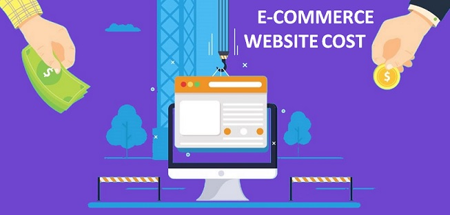 How much does it cost to build e-commerce website India?